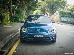 baby blue volkswagen beetle reviewed bitten by the vw beetle bug lowyat net cars