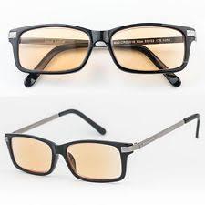 tinted glasses for light sensitivity computer glasses ebay