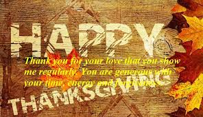 happy thanksgiving quotes for boyfriend best thanksgiving day