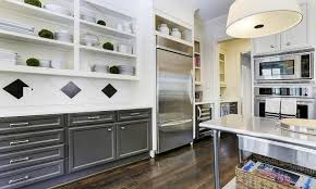 black slate backsplash white kitchen cabinets countertop ideas