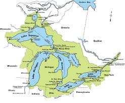 canadian map with great lakes nafta uncertainty lingers u s canada great lakes leaders