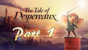 tale despereaux wii ps2 playthrough walkthrough