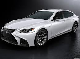 lexus sports car white lexus ls 500 f sport 2018 pictures information u0026 specs
