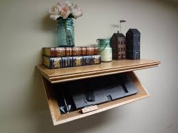 Bookcase With Lock 23r Timbuck2 Key Card Electronic Lock 23 Concealment Shelf Oak