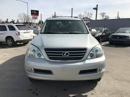 lexus car 2004 2004 lexus gx 470 ultra premium sold used vehicle sales new