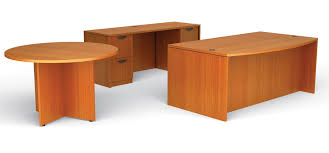 offices to go superior laminate executive desk suite w matching