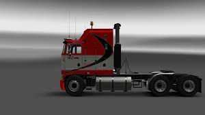 trade trucks kenworth kenworth k100 autotrade skin v1