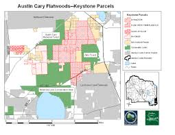 Austin County Map by Rapid Ecological Project Assessments