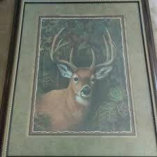 home interiors deer picture home interior deer picture home interior