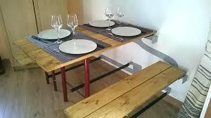 table de cuisine escamotable table de cuisine escamotable cuisine table fabulous cuisine