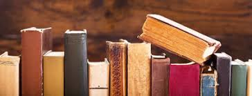 on a shelf book shelf banner stock photo image 23911530
