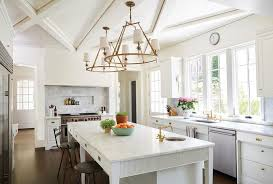 Kitchen Chandelier Etoile Chandelier Transitional Kitchen