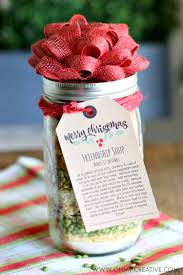 53 Coolest Diy Mason Jar Gifts Other Fun Ideas In A Jar Diy Joy Friendship Soup In A Jar Gift Oh My Creative