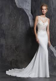 fitted wedding dresses mori koko style 8223 dress madamebridal