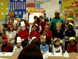 thanksgiving play kindergarten