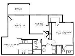 Bathroom Blueprint Dining Room Layout Planner Thraam Com