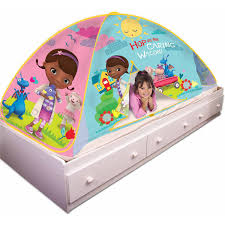 Bed Tents For Twin Size Bed by Playhut Disney Doc Mcstuffins 2 In 1 Tent Walmart Com