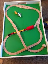 trains for train table 18 best train sets images on pinterest child room wooden train