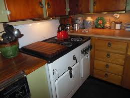 No One Kitchen by In The Garden And More The Antique Chambers Stove And The Stranger