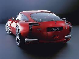 resurrection of tvr underway anything motor