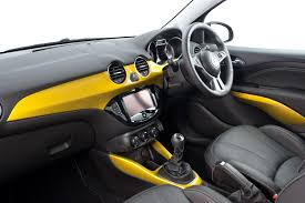 opel adam interior roof vauxhall adam rocks review 2014 parkers