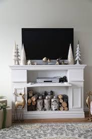 Wohnzimmer Einrichten Natur Die Besten 25 Künstlicher Kamin Ideen Auf Pinterest Falshes