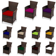 Replacement Dining Chair Cushions Square Dining Chair Seat Pads Furniture Cushions Ebay