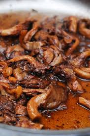 easy mushroom gravy recipe by easy mushroom steak sauce recipe food for health recipes