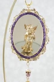 purple engagement ring box purple presentation box wedding ring