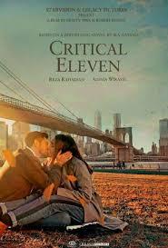 film magic hour ciuman reza rahadian adegan ciuman dalam film critical eleven siapakah
