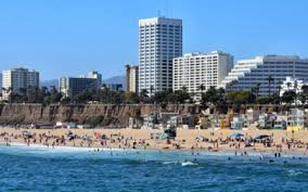 Comfort Inn Near Santa Monica Pier Map Of Hotels In Santa Monica Tidal Treasures