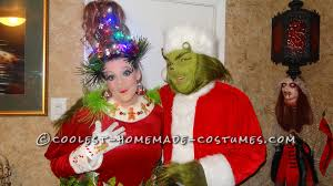 the grinch costume for toddlers 35 coolest homemade how the grinch stole christmas costumes