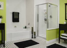 Simple Modern by Modern Small Bathtubs With Shower Washing Machine Fur Rug Living