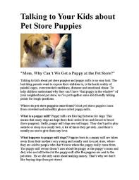 puppy mills in kids terms so cal companion animal defenders