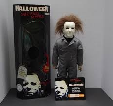 vintage 1978 halloween michael myers 18 inch doll rip horror