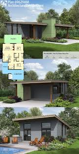 2 Bedroom Modern House Plans by 165 Best Floor Plans Images On Pinterest Architecture House