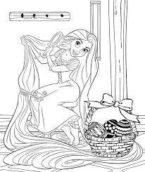 printable tangled coloring pages free coloring pages kids