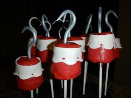 captian hook cake pops captain hook cake pops parties with
