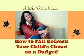 budget tips little pink casa