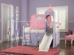 Twin Size Beds For Girls by Kids Beds Luxury Princess Castle Twin Size Tent Bunk Bed With