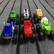aliexpress buy 1pcs vehicle blaze monster machines