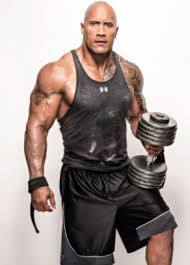 discover the diet plan and fitness workout routine of dwayne johnson