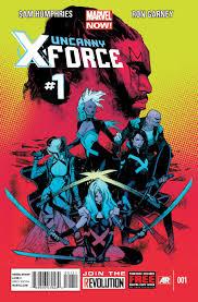 Uncanny Uncanny X Force 2013 1 Review U2013 Worldofblackheroes