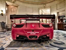 Ferrari 458 Challenge - rotunda cars ferrari 458 challenge