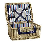 Picnic Basket Set For 2 Picnic Baskets Picnic Hampers Flasks U0026 Sets Tesco
