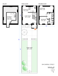 Treasure Trove Floor Plan 334 Carroll St Gowanus Brooklyn Ny 11231 Brownstoner