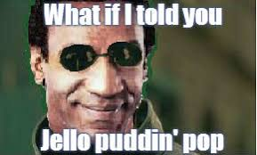 Morpheus Meme - what if i told you