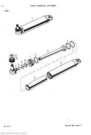 massey ferguson mf50a dsl ind tractor parts manual ebay