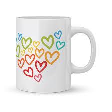 Coffee Mug Designs Rainbow Lovin U0027 Mug U2014 Sons Of Awesome