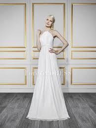 wedding dress outlet pretty halter chiffon empire waist cut out couture wedding dress